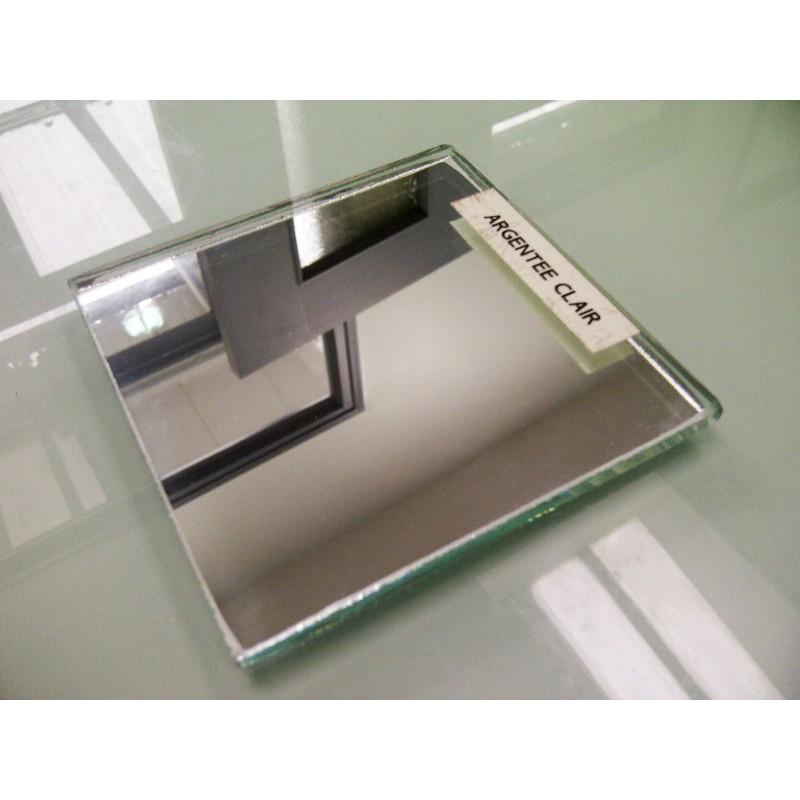 Glace de miroir argent e claire 6 mm livr e et pos e par un vitrier for Glace miroir moderne