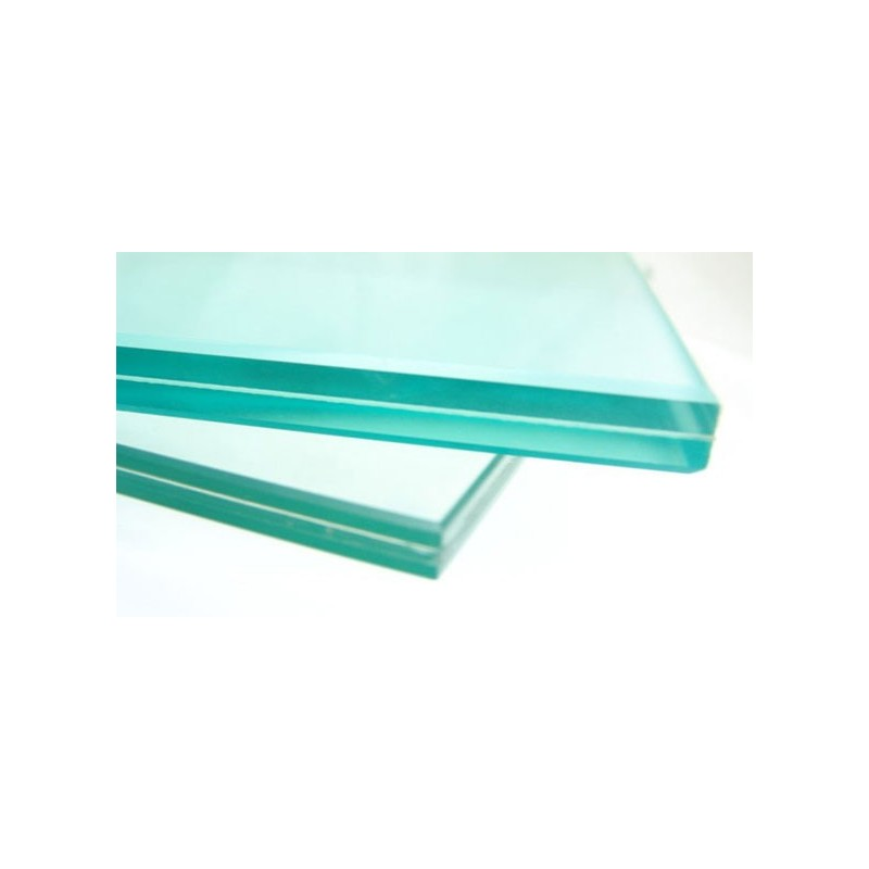 verre feuillet clair 33 2 avec fourniture et pose