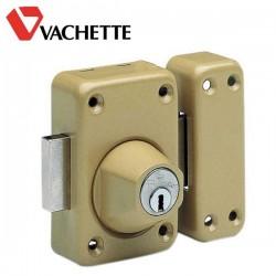 Verrou double entrée VACHETTE Radial NT - 45 mm