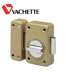 Verrou à bouton VACHETTE Axi'Home Radial NT A2P* 45mm
