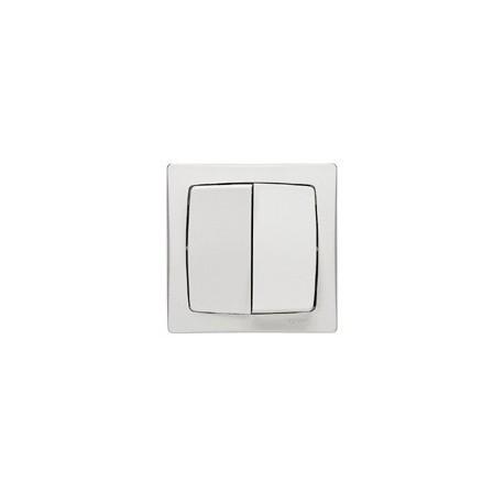 Double interrupteur va-et-vient Legrand 10 AX - 250 V