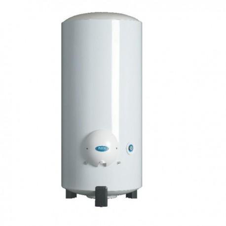 Chauffe-eau électrique 300l Fleck vertical 570 HPC AVISO Steatite