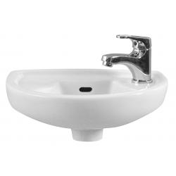 Lave-mains suspendu Vitra Arkitekt 38cm