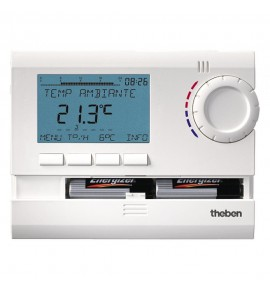 Thermostat digital sans fil Theben Ramsès 811 Top 2
