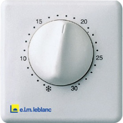 Thermostat d'ambiance ELM Leblanc TRL 22