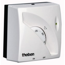 Thermostat d'ambiance analogique Theben THK 500