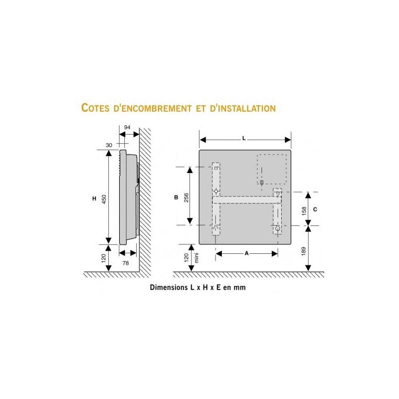 Reglage radiateur electrique thermor cool radiateur inertie bloc fonte thermor kenya horizontal - Reglage radiateur electrique ...