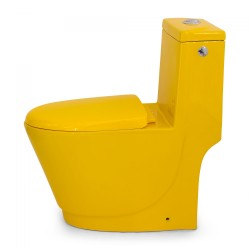 W.C. Monobloc Loobow - Yellow Cab