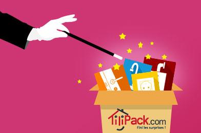 Créez votre pack personnalisé