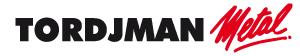 Logo Tordjman métal