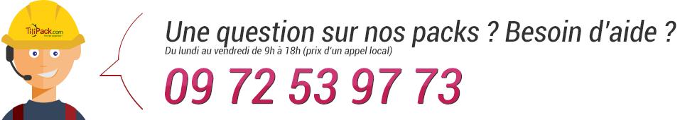 Contactez Tilipack au 09.72.53.97.73